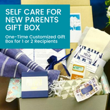 Self Care for New Parents Gift Box - HavenTree - The Self Care Shop