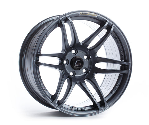 Cosmis Racing MRII Gun Metal Wheel 18x8.5 +22mm 5x108