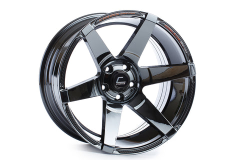 Cosmis Racing S1 Black Chrome Wheel 18x10.5 +5mm 5x114.3