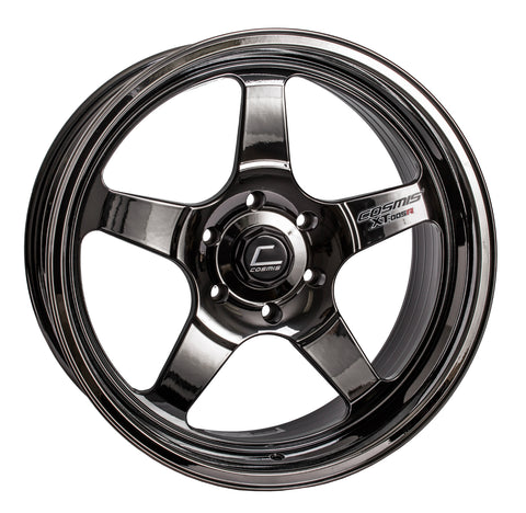 Cosmis Racing XT-005R Black Chrome Wheel 20x9.5 +15mm 6x139