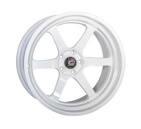 Cosmis Racing XT-006R White Wheel 20x9.5 +10mm 5x120