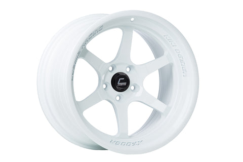 Cosmis Racing XT-006R White Wheel 18x9.5 +10mm 5x114.3