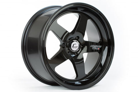 Cosmis Racing XT-005R Wheel Black 18x9 +25mm 5x100