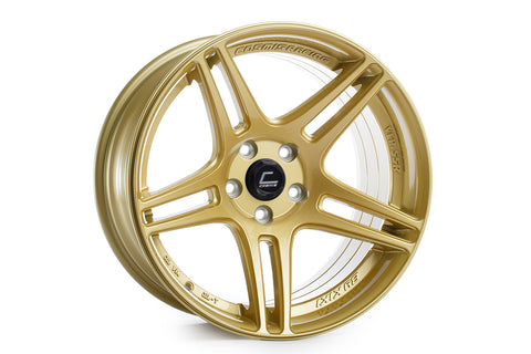 Cosmis Racing S5R Wheel Gold 18x10.5 +20mm 5x114.3