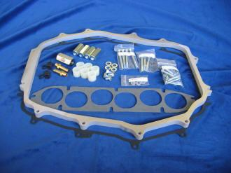 "Motordyne 1/2"" Iso-Thermal Plenum Spacer Kit G35/350Z"