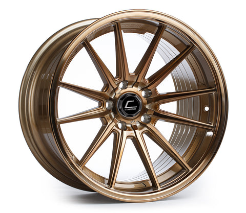 Cosmis Racing R1 Hyper Bronze Wheel 18x10.5 +32mm Offset 5x114.3