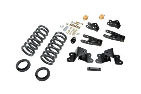Belltech LOWERING KIT W/O SHOCKS