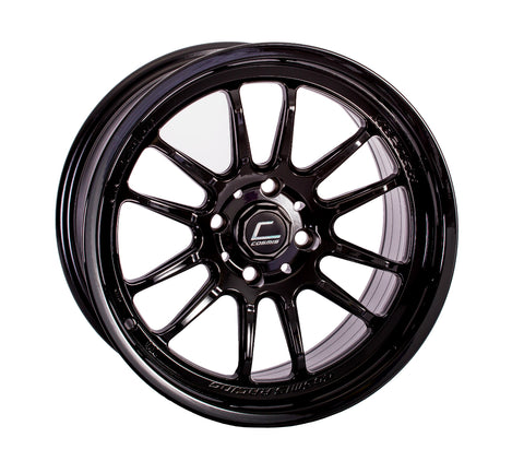 Cosmis Racing XT-206R Black Wheel 15x8 +30mm 4x100