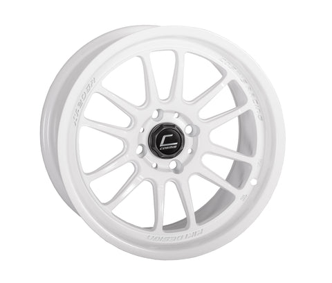 Cosmis Racing XT-206R White Wheel 15x8 +30mm 4x100