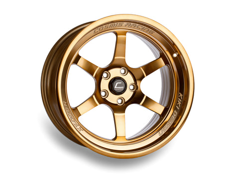 Cosmis Racing XT-006R Hyper Bronze Wheel 18x11 +8mm 5x114.3