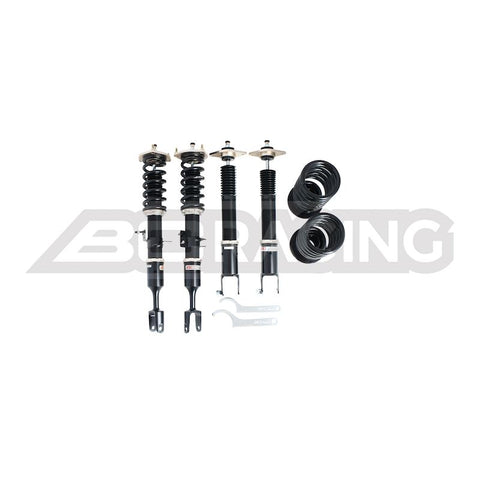 BC Racing BR Series Coilover 2003-2008 Nissan 350Z / 2003-2007 Infiniti G35 RWD
