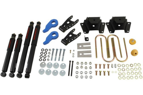 Belltech LOWERING KIT WITH ND2 SHOCKS