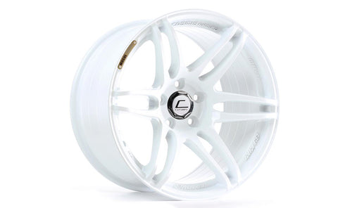 Cosmis Racing MRII White Wheel 17x9 +10mm 5x114.3