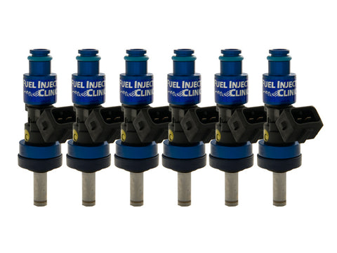 Honda/Acura NSX (90-05) Fuel Injector Clinic Injector Set: 6x1200cc Saturated / High Impedance Ball & Seat Injectors.