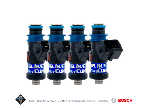 Scion FR-S Fuel Injector Clinic Injector Set: 4x1650cc Saturated / High Impedance Ball & Seat Injectors.