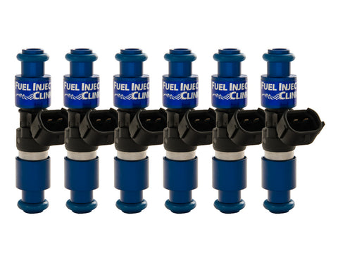 Porsche Fuel Injector Clinic Injector Set: 6x2150cc Saturated / High Impedance Injectors.