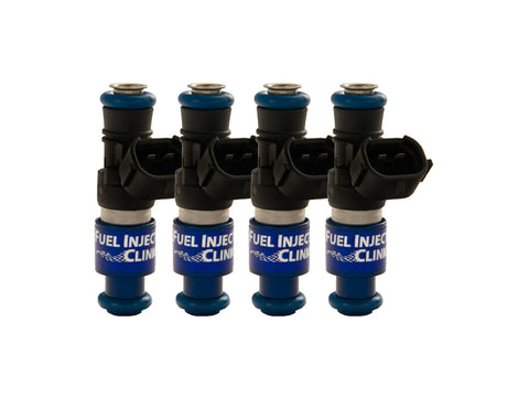VW Fuel Injector Clinic Injector Set: 4x2150cc Saturated / High Impedance Injectors.
