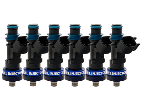 Honda J-Series ('98-'03) Fuel Injector Clinic Injector Set: 6x1000cc Saturated / High Impedance Ball & Seat Injectors.
