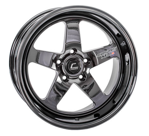 Cosmis Racing XT-005R Black Chrome Wheel 18x10 +20mm 5x120