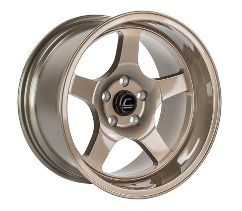 Cosmis Racing XT-005R Bronze Wheel 17x9.5 +5mm 5x114.3
