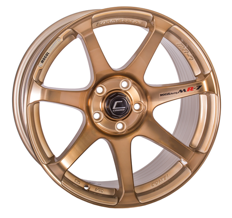 Cosmis Racing MR7 Hyper Bronze Wheel 18x9 +25mm 5x100