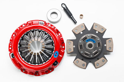 South Bend / DXD Racing Clutch Stage 3 Drag HD Clutch Kit 03-06 Nissan 350Z DE / 03-07 Infiniti G35