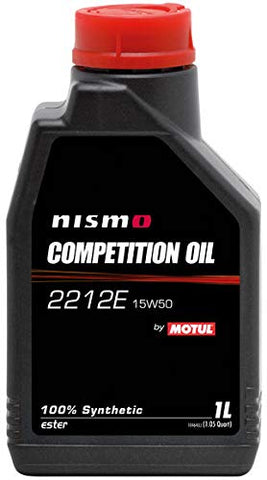 Motul Nismo Competition Oil 2212E - 15W50
