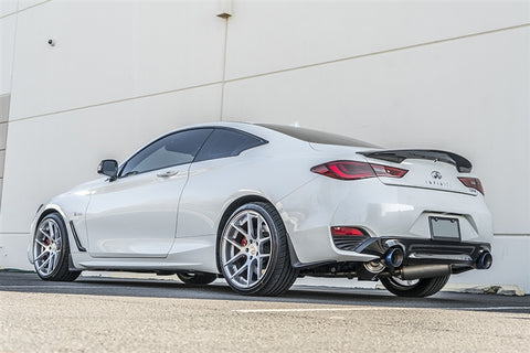 ARK Performance GRiP Collection (Cat-back Exhaust) Infiniti Q60 3.0t / Red Sport 400 (16+) AWD/RWD