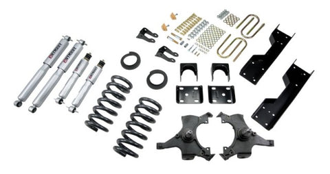 Belltech LOWERING KIT WITH SP SHOCKS