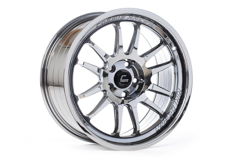 Cosmis Racing XT-206R Black Chrome Wheel 17x8 +30mm 5x114.3