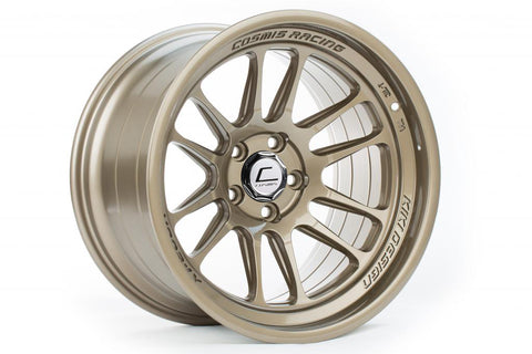 Cosmis Racing XT-206R Bronze Wheel 18x9.5 +10mm 5x114.3