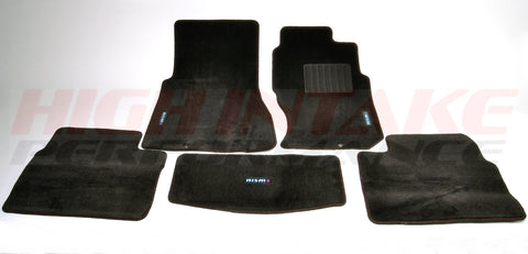 Nismo Carpeted Floor Mat Set BNR32 / R32 GT-R
