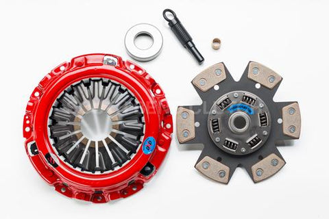 South Bend / DXD Racing Clutch Stg 3 Drag HD Clutch Kit 07-08 Nissan 350Z HR/ 370Z / 07-08 Infiniti G35 HR / G37/Q60 VQ37