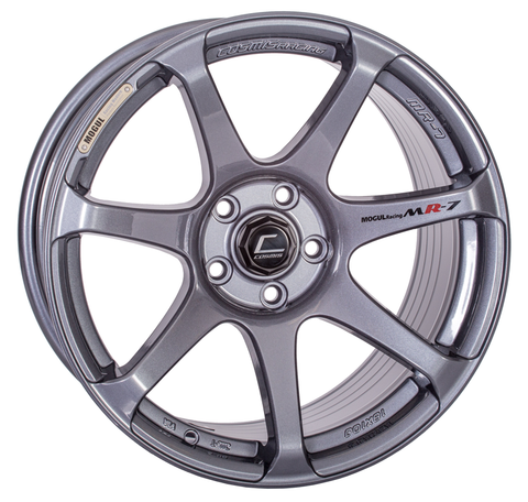 Cosmis Racing MR7 Gun Metal Wheel 18x10 +25mm 5x114.3