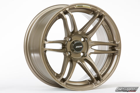 Cosmis Racing MRII Bronze Wheel 15x8 +30mm 4x100