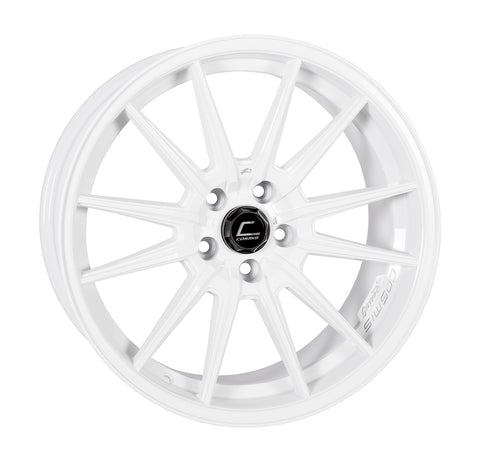 Cosmis Racing R1 White Wheel 19x9.5 +20mm 5x120