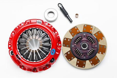 South Bend / DXD Racing Clutch Stage 3 Endurance HD Clutch Kit 03-06 Nissan 350Z DE / 03-07 Infiniti G35