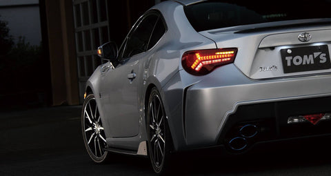 TOM'S Racing Tail Light Version 2 BRZ / FRS / FT86 (pre order)