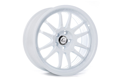 Cosmis Racing XT-206R White Wheel 18x9 +33mm 5x114.3