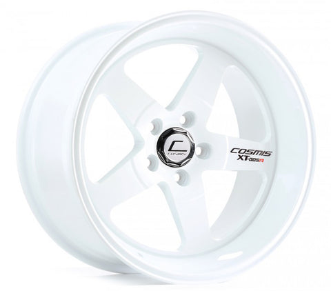 Cosmis Racing XT-005R White Wheel 18x10 +20mm 5x114.3