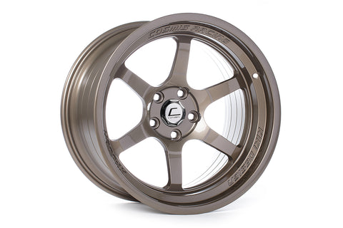 Cosmis Racing XT-006R Bronze Wheel 18x11 +8mm 5x114.3