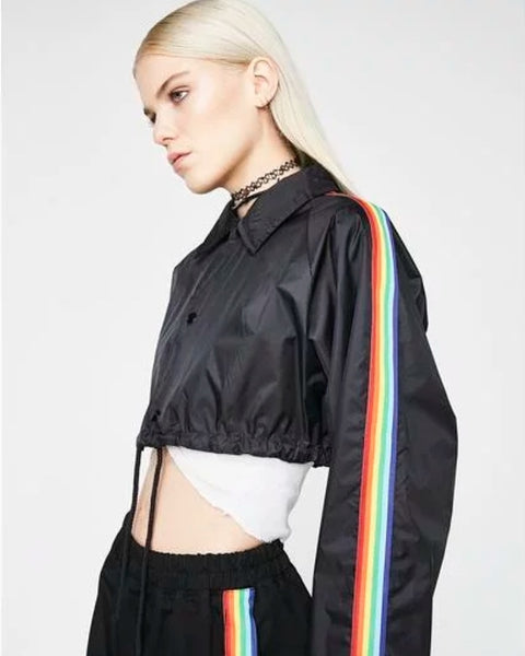 womens windbreaker jacket