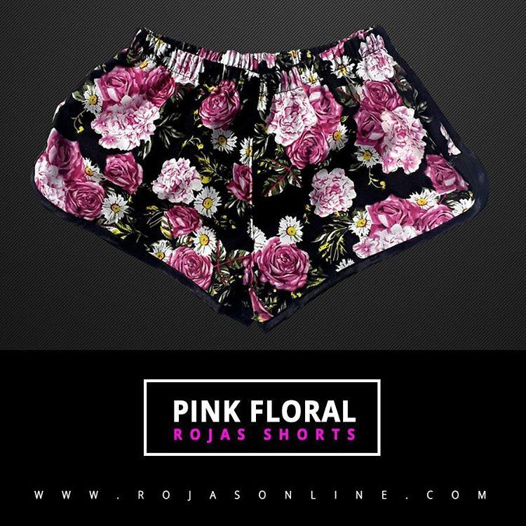 floral lounge shorts
