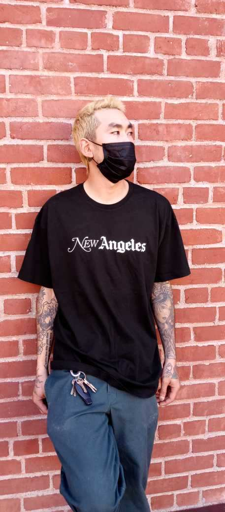 new angeles los york t-shirt