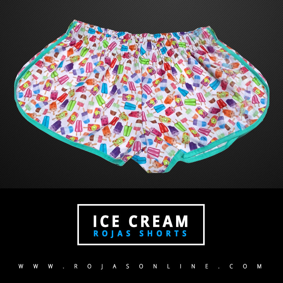 ice cream lounge shorts