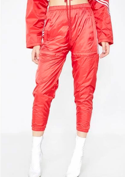 womens windbreaker pants