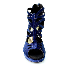 Wish Dance Shop 782 in Velluto Luce Blu