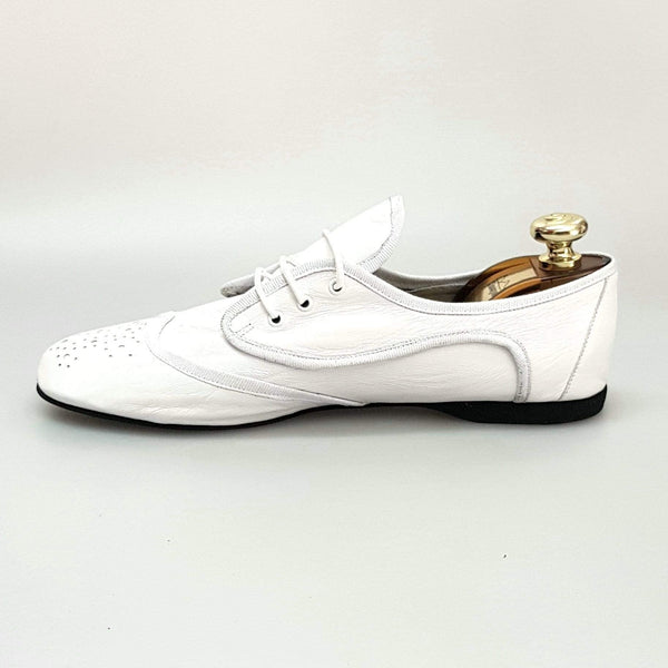 Wish Dance Shop Jazz 07 Pelle Bianca Kro Bianco