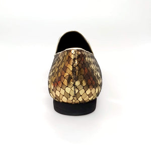 Wish Dance Shop Mocassino Scale Oro