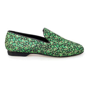 Wish Dance Shop Mocassino Uomo in Kate Verde Chiaro